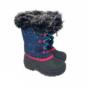 Kamik Snowgypsy Faux Fur Lined Winter Snow Boots